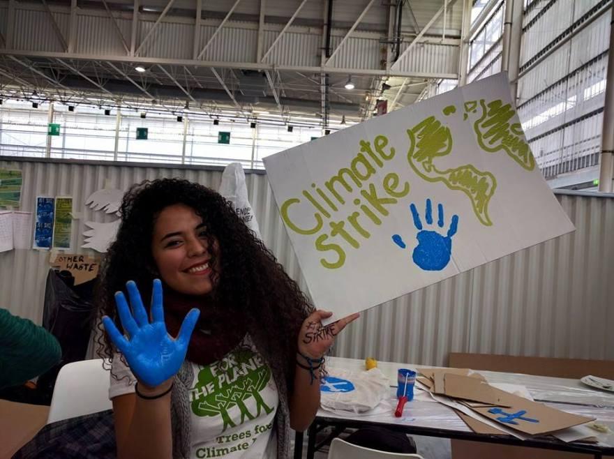 Paulina_ClimateStrike